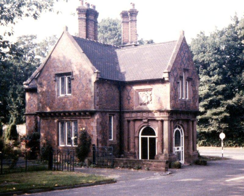 Newcastle Lodge, Keele, Staffordshire