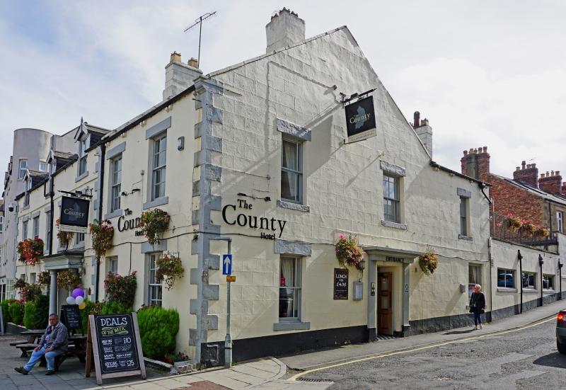 County Hotel Hexham Northumberland