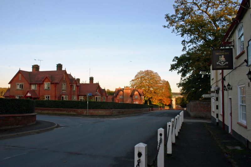 Estate Office and Clerk's House, Sledmere, East Riding of Yorkshire