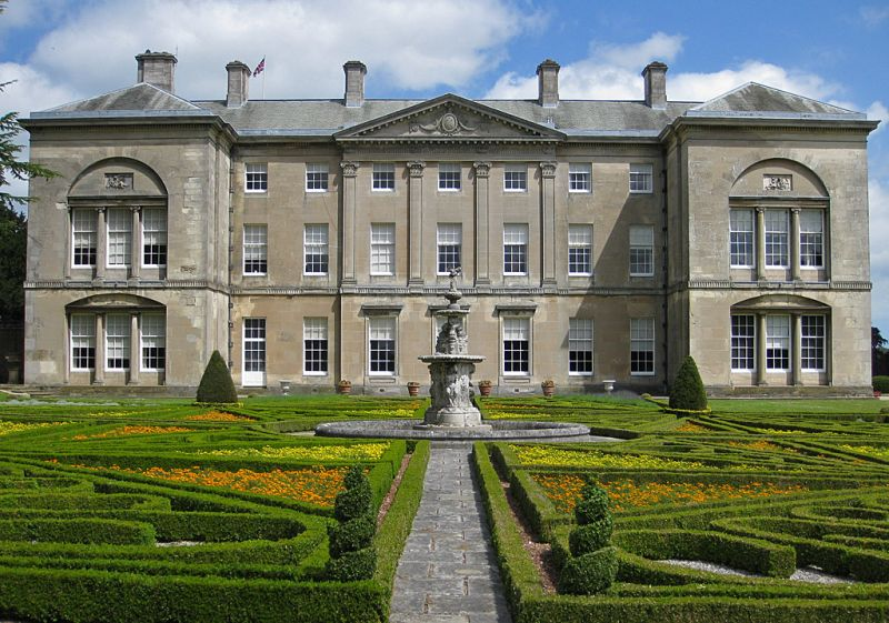 Sledmere House, Sledmere, East Riding of Yorkshire