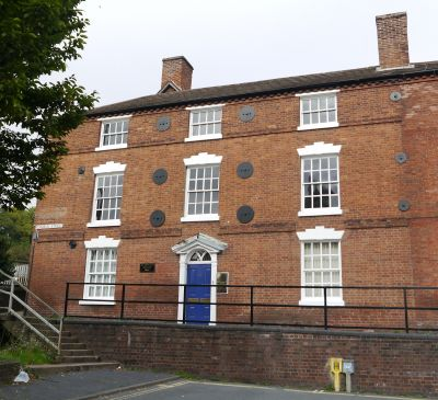 Kidderminster Listed Buildings