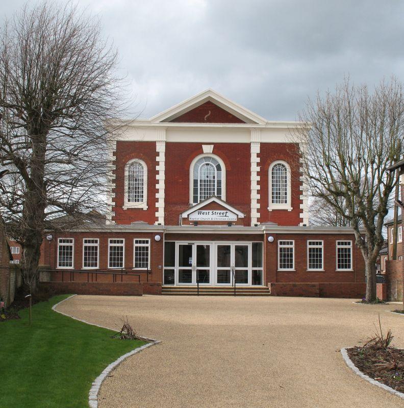 In Dunstable Bedfordshire: Baptist Chapel, Dunstable, Central Bedfordshire