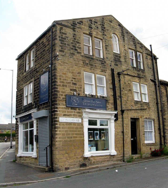 In Idle West Yorkshire: 4, Thorp Garth Bd10, Idle And Thackley, Bradford