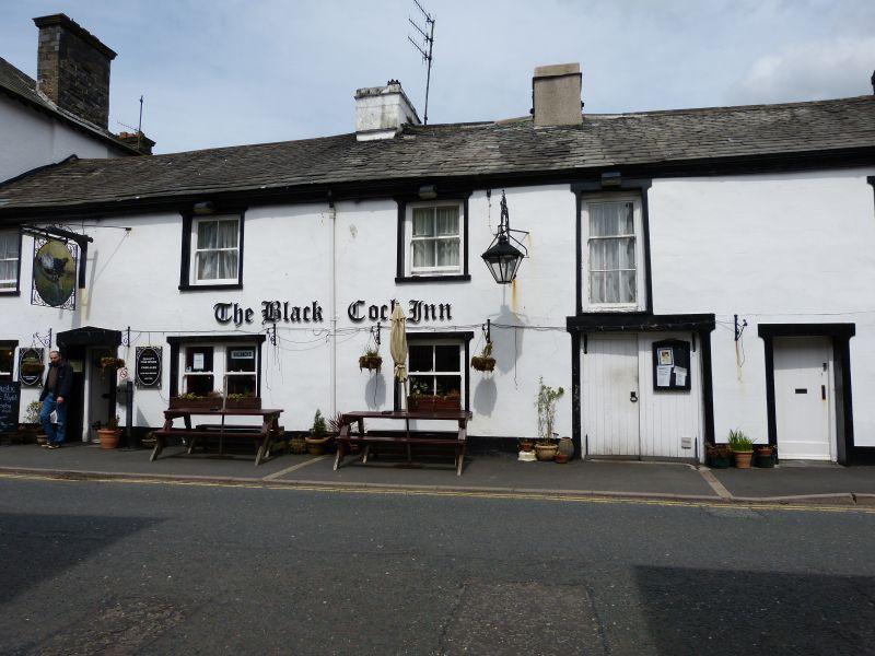 Black Cock Inn Broughton