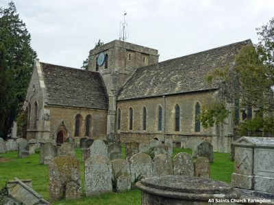 Listed Buildings In Faringdon