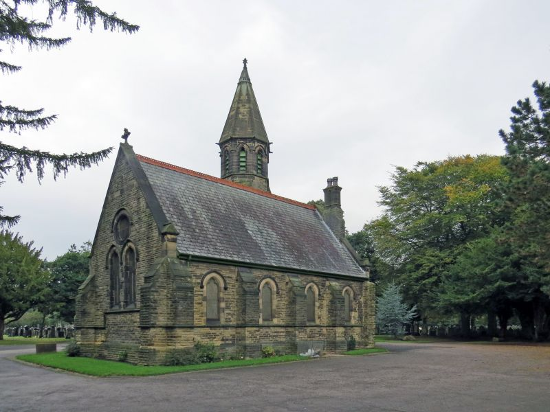 Listed Buildings In Didsbury