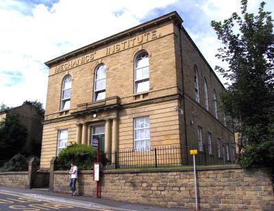 Listed Buildings In Kirklees