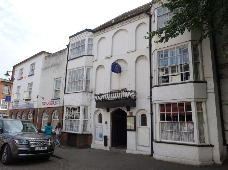 Talbot Hotel Leominster County Of Herefordshire