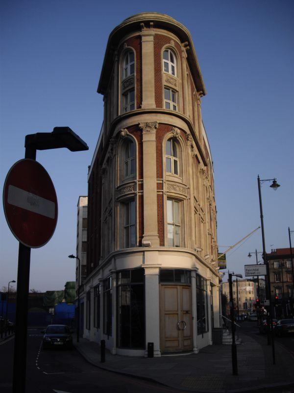 London Map Shoreditch Area: 6-8, Great Eastern Street, Hackney, London