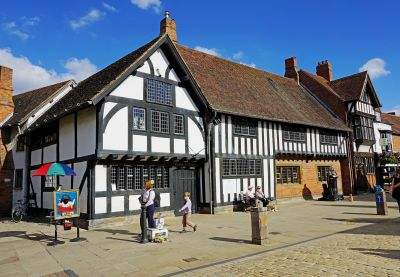 stratford upon avon latin dating site One of stratford-upon-avon's most attractive tudor houses highlights include a fully armored indian elephant and one of the world's oldest cannons dating from 1450.