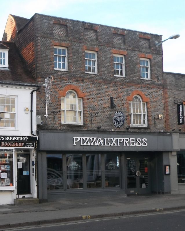 27 South Street Chichester West Sussex