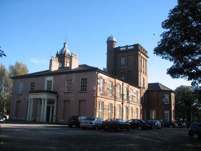 Listed Buildings In Knowsley