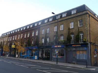 Hammersmith And Fulham Listed Buildings
