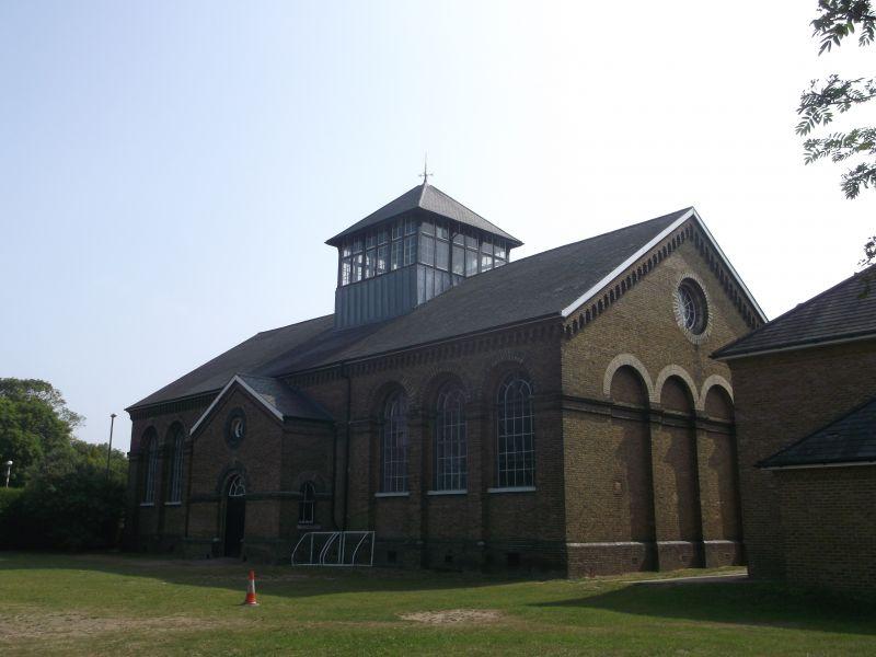 Brompton Barracks Gymnasium Gillingham Medway
