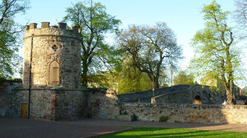 Doocot Lady Kitty's Garden, Haddington, East Lothian